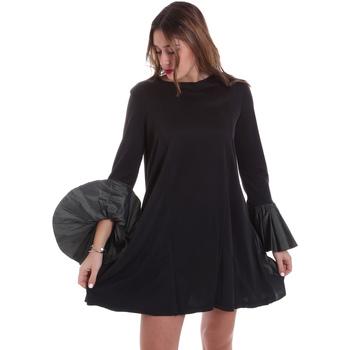 Oblačila Ženske Obleke Jijil JPI19AB380 Črna