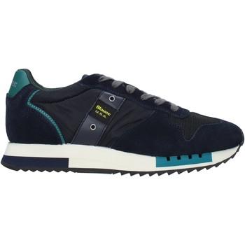 Čevlji  Moški Modne superge Blauer F0QUEENS01/CAM Modra