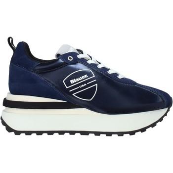 Čevlji  Moški Modne superge Blauer F0MABEL01/NYL Modra