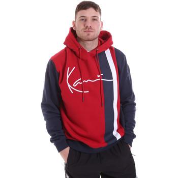 Oblačila Moški Puloverji Karl Kani KRCKKMQ32005DRED Rdeča