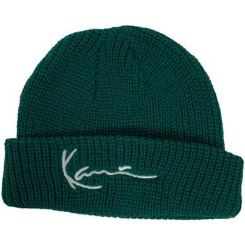 Tekstilni dodatki Kape Karl Kani KRAKKMACCQ32004TUR Zelena