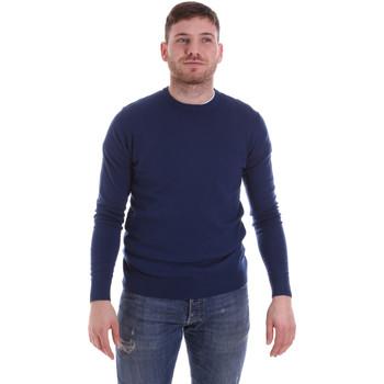 Oblačila Moški Puloverji John Richmond CFIL-117 Modra