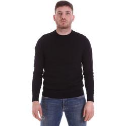 Oblačila Moški Puloverji John Richmond CFIL-117 Črna