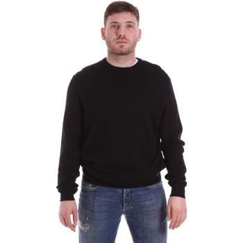 Oblačila Moški Puloverji John Richmond HMA19059MA Črna