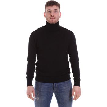 Oblačila Moški Puloverji John Richmond CFIL-007 Črna