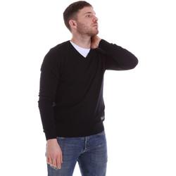 Oblačila Moški Puloverji John Richmond HMA19061MA Črna