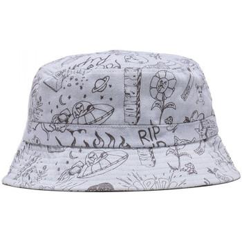 Tekstilni dodatki Moški Klobuki Ripndip Sharpie bucket hat Modra