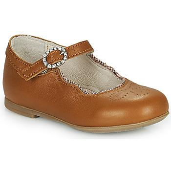 Čevlji  Deklice Balerinke Little Mary AUBERIE Kostanjeva