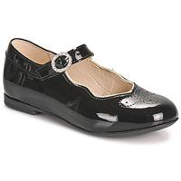 Čevlji  Deklice Balerinke Little Mary AUBERIE Črna