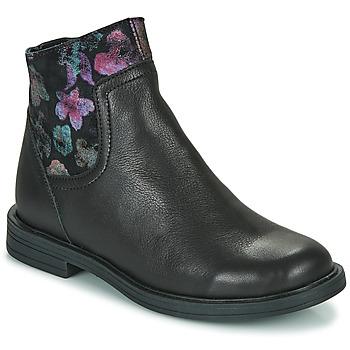 Čevlji  Deklice Polškornji Little Mary ELIETTE Črna