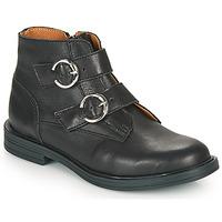 Čevlji  Deklice Polškornji Little Mary EMILIENNE Črna