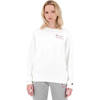 Oblačila Ženske Puloverji Champion 114712 Biely
