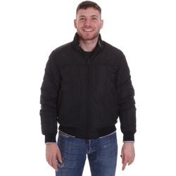 Oblačila Moški Jakne Navigare NV67062 Črna