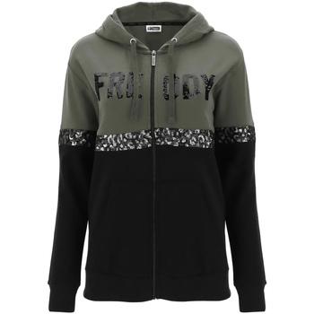 Oblačila Ženske Puloverji Freddy F0WCLS5 Zelena