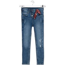 Oblačila Otroci Jeans Losan 024-9003AL Modra