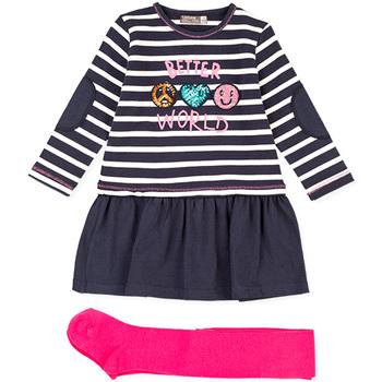 Oblačila Otroci Otroški kompleti Losan 026-8031AL Modra