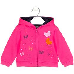Oblačila Deklice Puloverji Losan 028-6017AL Roza