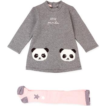 Oblačila Otroci Obleke in kravate Losan 028-8025AL Siva