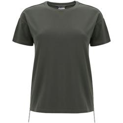 Oblačila Ženske Majice s kratkimi rokavi Freddy F0WSDT5 Zelena