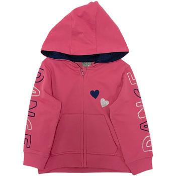 Oblačila Deklice Puloverji Losan 026-6653AL Roza