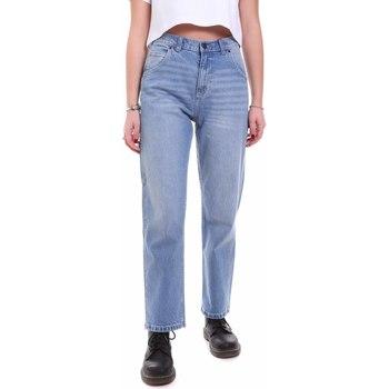 Oblačila Ženske Jeans boyfriend Dickies DK133004LBL1 Modra
