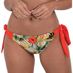 Oblačila Ženske Kopalke ločene LPB Woman 025BAS / HAWAI Oranžna