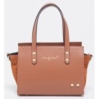 Torbice Ženske Ročne torbice Atelier Enai MINI CANDI CAMEL