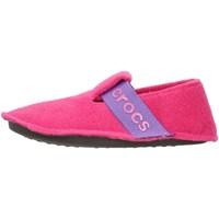 Čevlji  Otroci Nogavice Crocs 205349 Fuxia