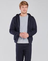 Oblačila Moški Puloverji Yurban OMEN Modra