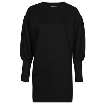 Oblačila Ženske Kratke obleke Yurban OKAL Črna