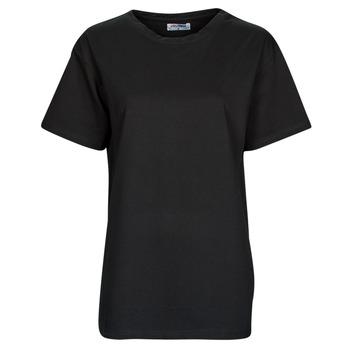 Oblačila Ženske Majice s kratkimi rokavi Yurban OKIME Črna