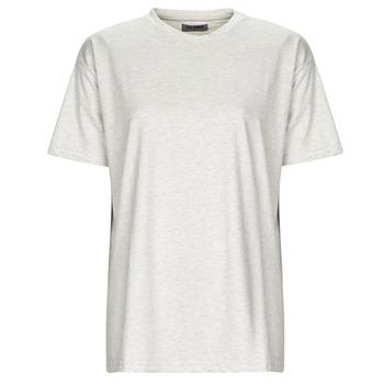 Oblačila Ženske Majice s kratkimi rokavi Yurban OKIME Siva