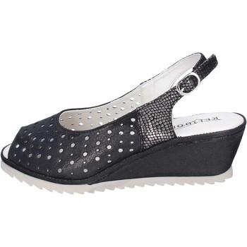 Čevlji  Ženske Sandali & Odprti čevlji Kelidon BJ354 Črna