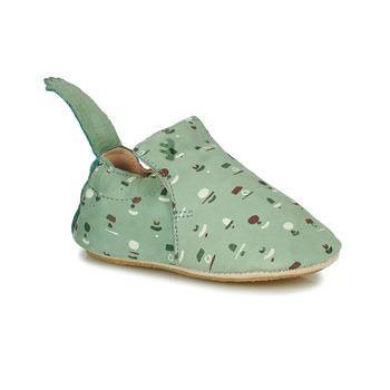 Čevlji  Otroci Nogavice Easy Peasy BLUBLU Zelena