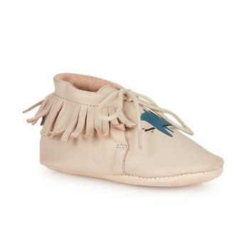 Čevlji  Otroci Nogavice Easy Peasy MEXIMOO Bež