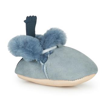 Čevlji  Otroci Nogavice Easy Peasy MINIMOO Modra