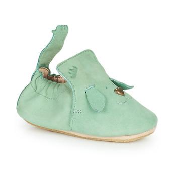 Čevlji  Otroci Nogavice Easy Peasy BLUBLU CHIEN Zelena