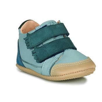 Čevlji  Otroci Nogavice Easy Peasy IRUN B Modra