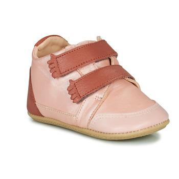 Čevlji  Deklice Nogavice Easy Peasy IRUN B Rožnata