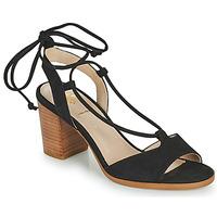 Čevlji  Ženske Sandali & Odprti čevlji San Marina ANANDO/VEL Črna