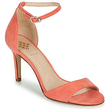 Čevlji  Ženske Sandali & Odprti čevlji San Marina ARLANA/VEL Rožnata