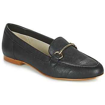 Čevlji  Ženske Mokasini San Marina DAGAR Črna