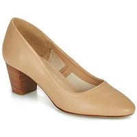 Čevlji  Ženske Sandali & Odprti čevlji San Marina APANDO Bež