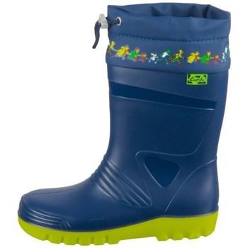 Čevlji  Otroci Čevlji za v vodo Lurchi Peer Modra
