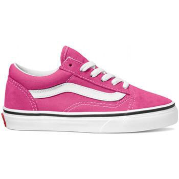 Čevlji  Otroci Skate čevlji Vans Old skool Vijolična