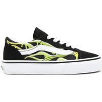 Čevlji  Otroci Skate čevlji Vans Old skool Črna