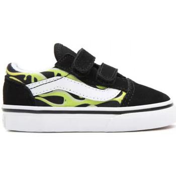 Čevlji  Otroci Skate čevlji Vans Old skool v Črna