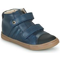 Čevlji  Dečki Visoke superge GBB KERWAN Modra