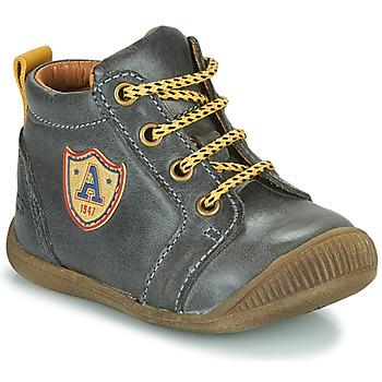 Čevlji  Dečki Visoke superge GBB EDWIN Siva