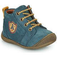 Čevlji  Dečki Visoke superge GBB EDWIN Modra